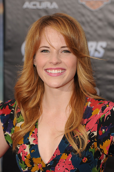 Katie Leclerc Layered Cut