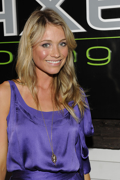 Katrina Bowden Long Curls