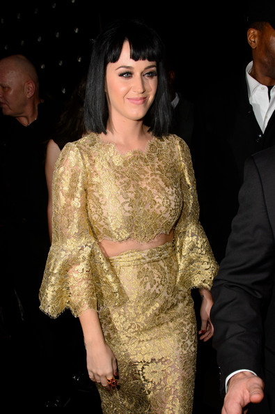 Katy Perry Gemstone Ring [clothing,dress,event,hairstyle,fashion,formal wear,premiere,cocktail dress,wedding reception,neck,katy perry,brit awards,music afterparty,england,london,soho house ``popup bar,universal]