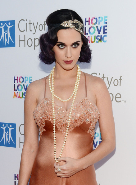 Katy Perry Gemstone Ring [hair,clothing,lip,beauty,hairstyle,nose,black hair,chest,bikini,shoulder,red carpet,ceo,katy perry,bob pittman with spirit of life award,moca,los angeles,california,city of hope honors,clear channel,the geffen contemporary]