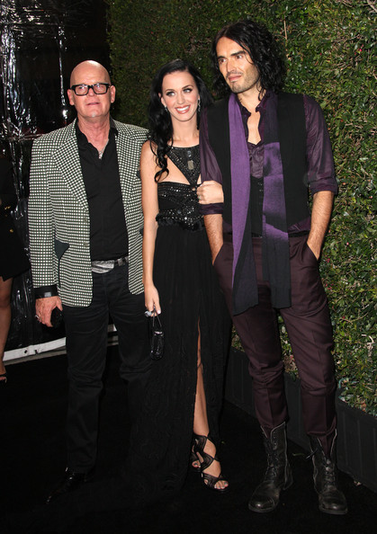 Katy Perry Evening Sandals [arrivals,katy perry,father,keith hudson,russell brand,vip,l-r,ama,rolling stone,party]