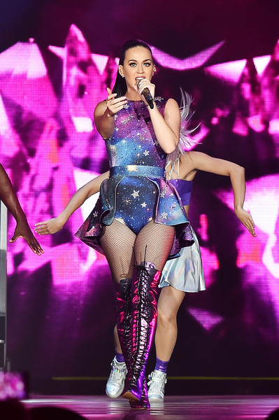 Katy Perry Bodysuit [performance,entertainment,performing arts,stage,public event,music artist,event,fashion,performance art,thigh,katy perry,musicdxb,part,dubai airport,atlantis the palm,united arab emirates,dubai airports new project musicdxb,air show gala dinner,launch,air show gala dinner]