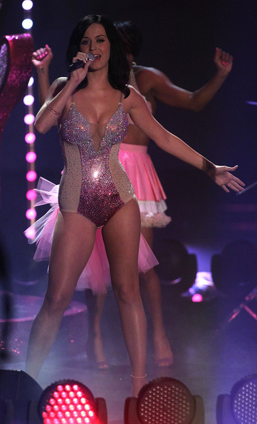 Katy Perry Bodysuit [performance,entertainment,performing arts,stage,dancer,music artist,fashion model,thigh,singing,event,wetten dass,munich,germany,olympiahalle,katy perry]