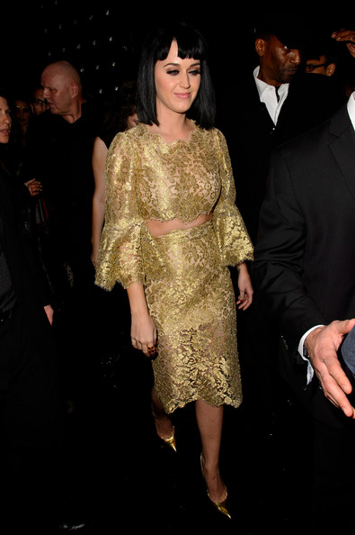 Katy Perry Crop Top [clothing,dress,cocktail dress,fashion,hairstyle,fashion model,event,joint,shoulder,premiere,katy perry,brit awards,music afterparty,england,london,soho house ``popup bar,universal]
