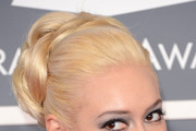 Kaya Jones Braided Updo