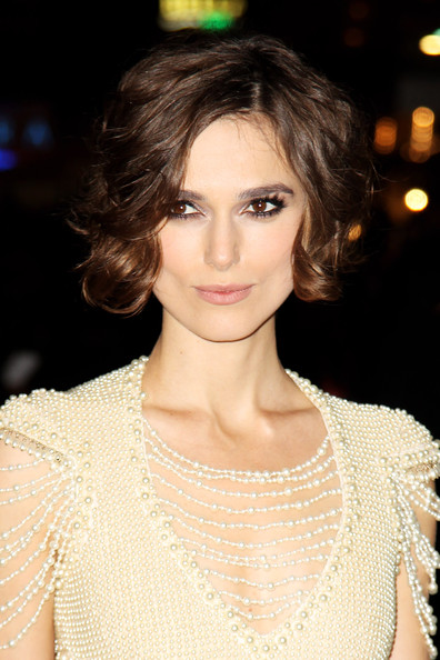 Keira Knightley False Eyelashes