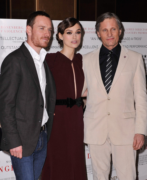 A Dangerous Method - UK Gala Premiere - Red Carpet Arrivals