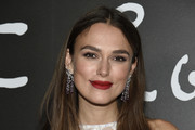 Keira Knightley Red Lipstick