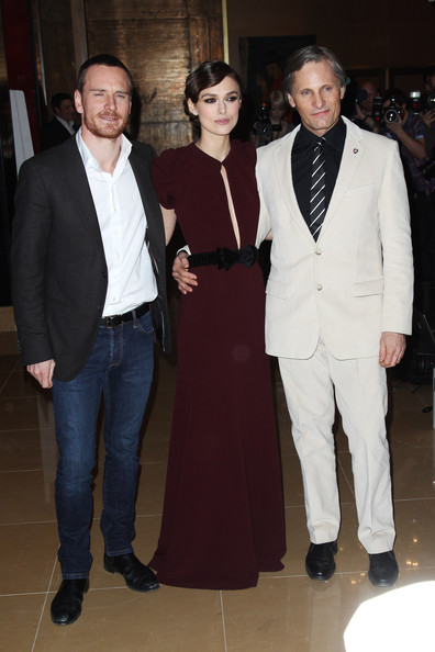 The UK Premiere of 'A Dangerous Method'