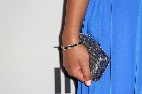 Keke Palmer Hard Case Clutch