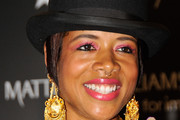 Kelis Gold Dangle Earrings