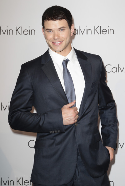 Kellan Lutz Boy Cut