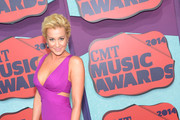 Kellie Pickler Cutout Dress