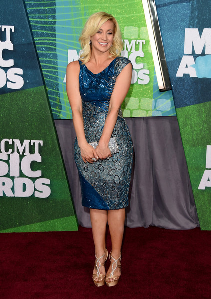Kellie Pickler Platform Sandals