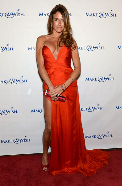 Kelly Bensimon Strapless Dress