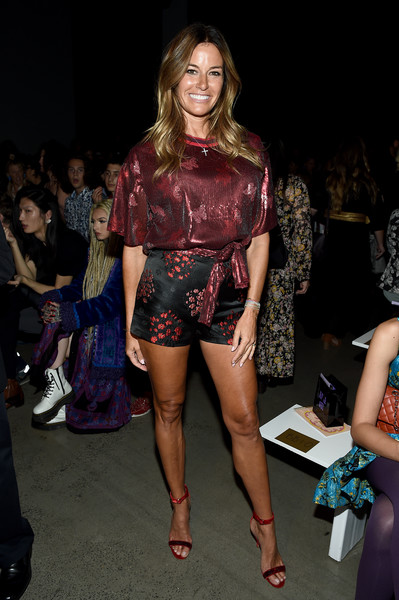 Kelly Bensimon Short Shorts