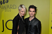 Kelly Jones Leather Jacket