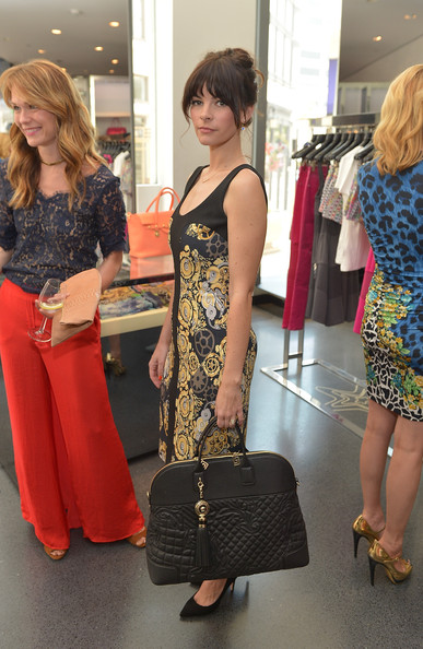Kelly Oxford Print Dress