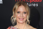 Kelly Preston Loose Ponytail