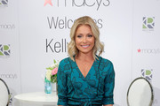 Kelly Ripa Wrap Dress
