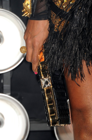 Kelly Rowland Cocktail Ring