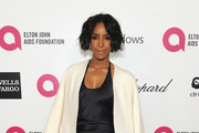 Kelly Rowland Evening Coat