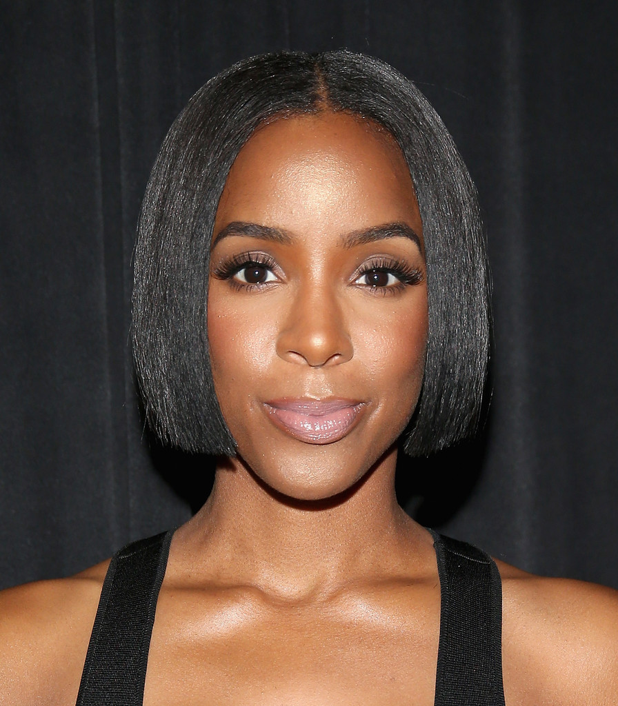 kelly rowland bob hair lookbook stylebistro