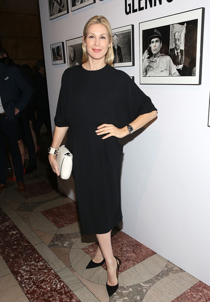 Kelly Rutherford Little Black Dress