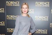 Kelly Rutherford Loose Blouse