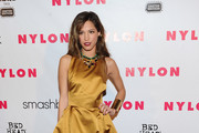 Kelsey Chow Strappy Sandals