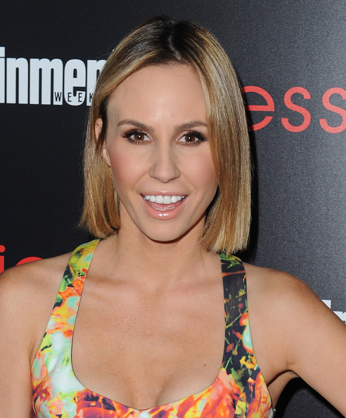 Keltie Knight Short Straight Cut [hair,face,hairstyle,blond,eyebrow,beauty,chin,premiere,brown hair,lip,keltie knight,nominees,essie - arrivals,nominees,sag awards,chateau marmont,tnt tbs,entertainment weekly,entertainment weekly celebration honoring this year,celebration]