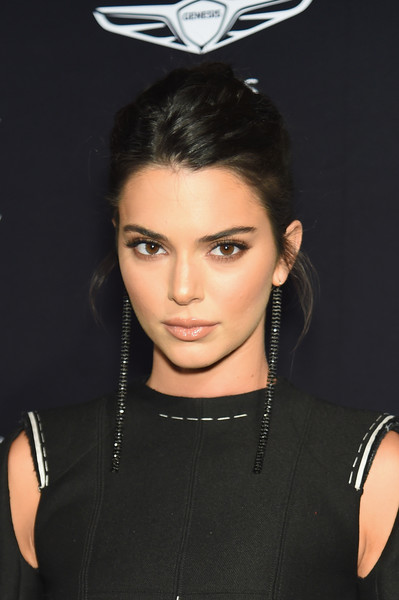 Kendall Jenner French Twist