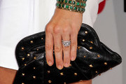 Kendra Wilkinson-Baskett Engagement Ring