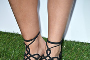 Kendra Wilkinson Strappy Sandals