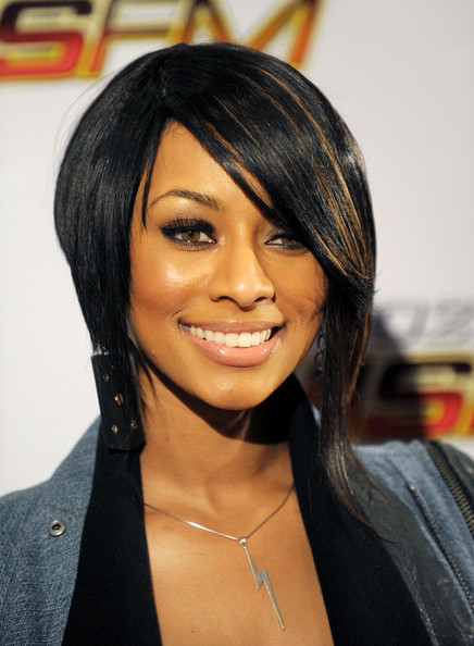 inverted bob pictures. Keri Hilson Inverted Bob