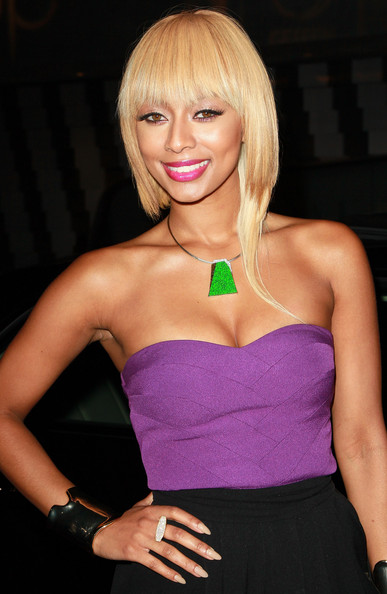 Keri Hilson Cocktail Ring