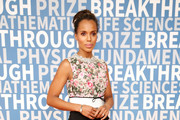 Kerry Washington Embroidered Dress