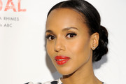 Kerry Washington Red Lipstick