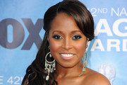 Keshia Knight Pulliam Ponytail
