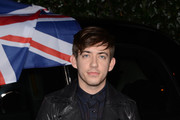 Kevin McHale Leather Jacket
