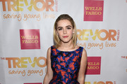 Kiernan Shipka Cocktail Dress