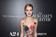 Kiernan Shipka Evening Pumps