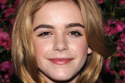 Kiernan Shipka Neutral Eyeshadow