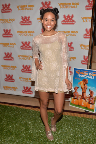 Kiersey Clemmons Mini Dress