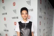 Kiersey Clemons Leather Dress