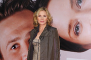 Kim Cattrall Trenchcoat