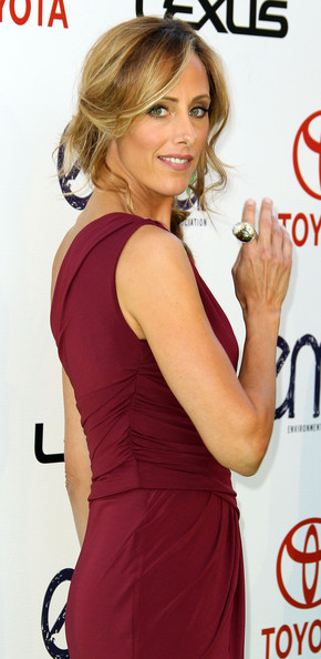 Kim Raver Statement Ring