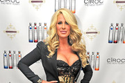 Kim Zolciak Over the Knee Boots