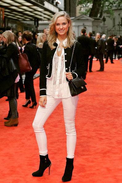 Kimberley Garner Fitted Jacket