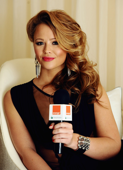 Kimberley Walsh Sterling Dangle Earrings
